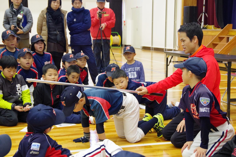 県北地区(洋野町、久慈、普代村等)スポーツ少年団合同セミナー