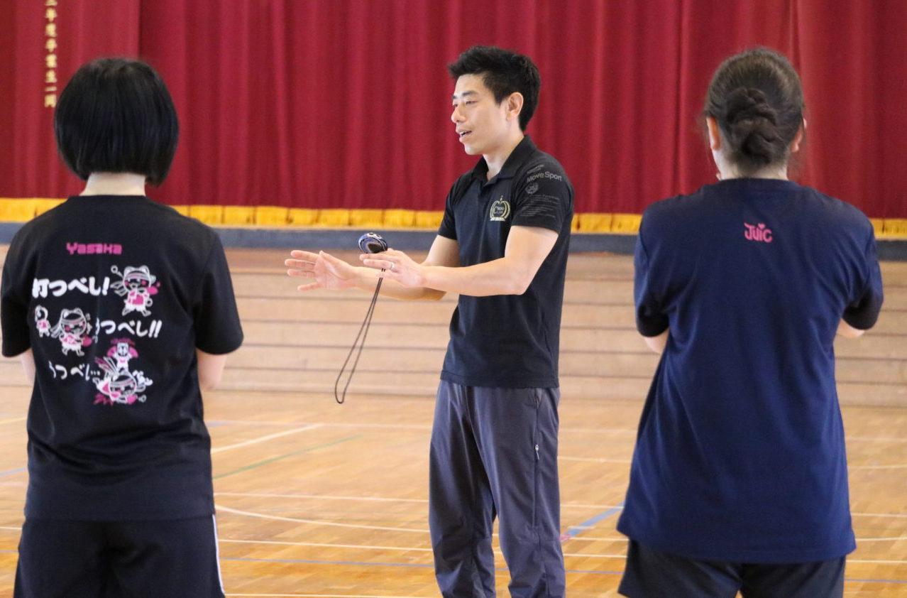 大東中学校卓球部セミナー