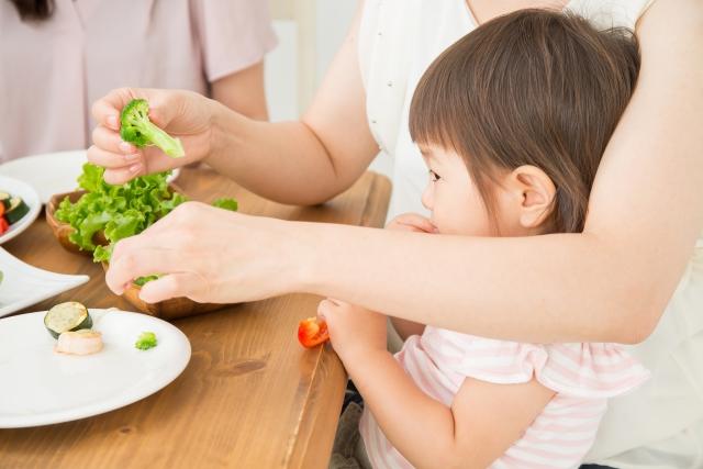 知らぬ間に家族も健康になり一石二鳥な食事療法