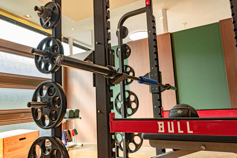 Weight Training Area