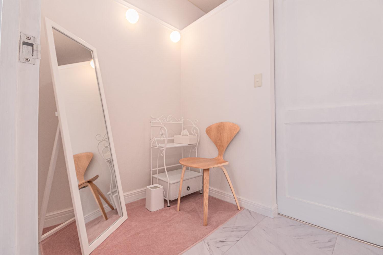 Dressroom